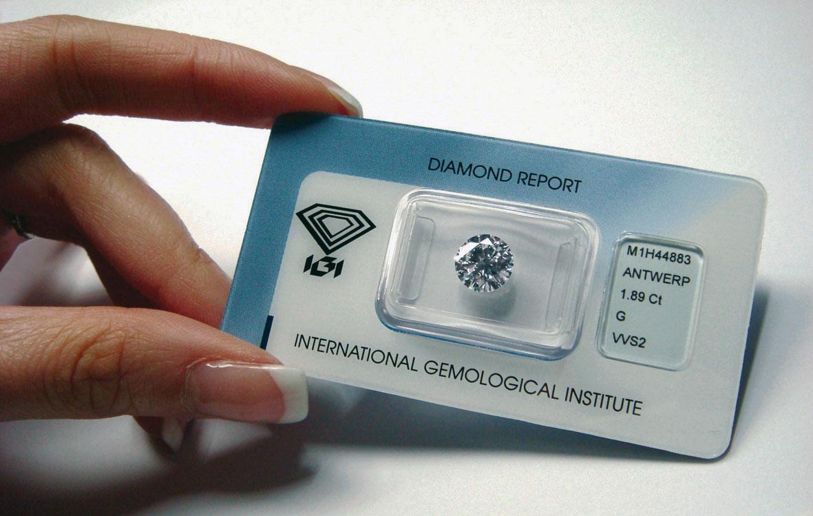 einzelne diamanten verkaufen