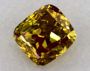 Ein toller Farbdiamant mit 0,90 Karat!