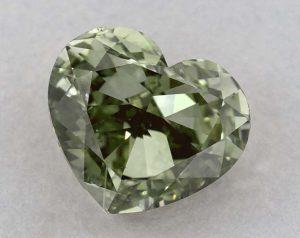 Ein toller und beeindruckend großer natürlicher Farbdiamant!