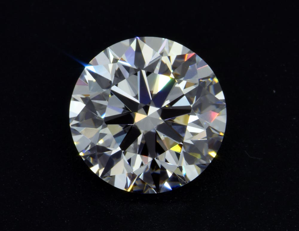 natürliche unbehandelte Diamanten Weiß; 100/% echte Diamant Brillant Farbe get