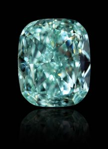 Diamant Fancy Intense Bluish Green - Ihr nächstes Investment?