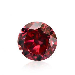Ein natürlicher und unbehandelter, roter Diamant! FANCY RED. In der Diamantenwelt gibt es nichts wertvolleres!