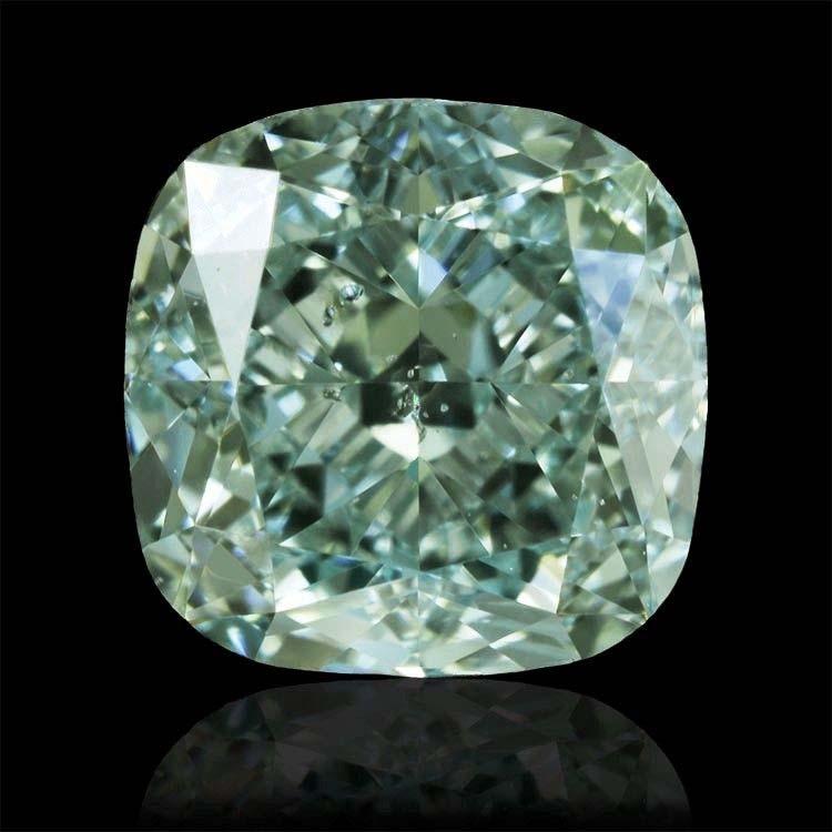Fancy Diamant Bluish Green 1,20 Karat GIA 5202372119